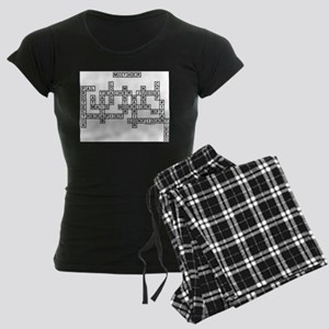 MOTHER SCRABBLE-STYLE Pajamas