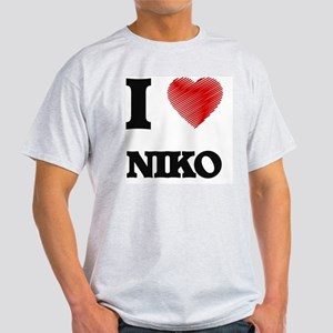 I love Niko T-Shirt