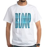 BLOOP White T-Shirt