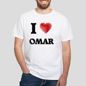 I love Omar T-Shirt