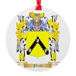 Phalp Round Ornament