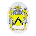 Phalp Oval Ornament
