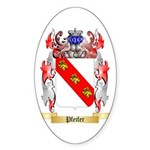 Pfeifer Sticker (Oval 50 pk)