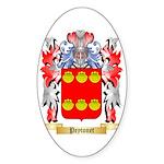Peytonet Sticker (Oval 10 pk)