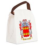 Peytonet Canvas Lunch Bag