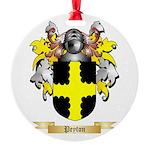 Peyton Round Ornament