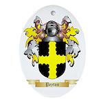 Peyton Oval Ornament