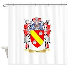 Peyro Shower Curtain