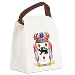 Pew Canvas Lunch Bag