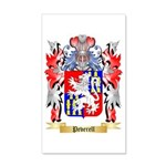 Peverell 35x21 Wall Decal