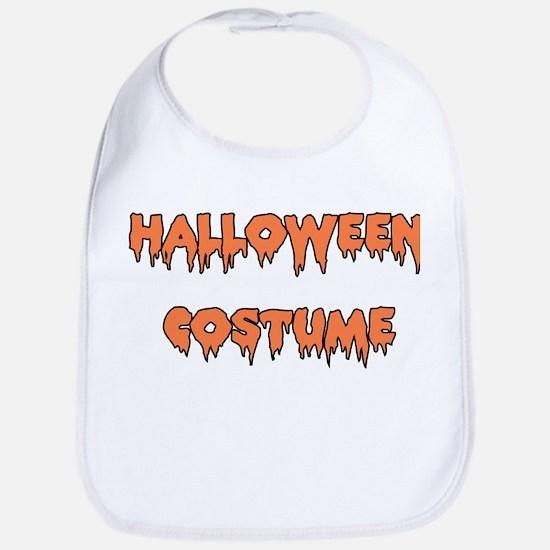 Halloween Costume Bib