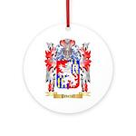 Peverall Round Ornament