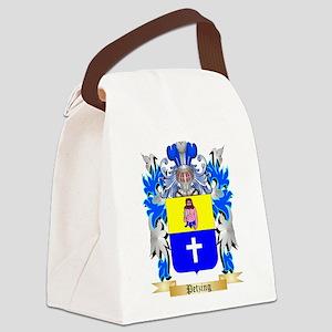 Petzing Canvas Lunch Bag