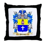 Petzing Throw Pillow