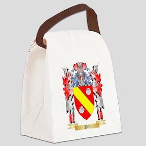 Petz Canvas Lunch Bag