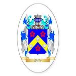 Petty Sticker (Oval)