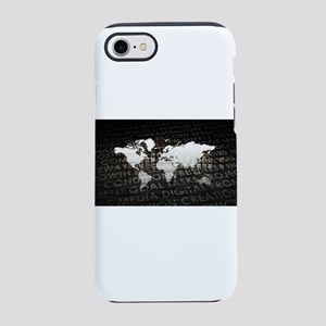 Global Subscriptio iPhone 8/7 Tough Case