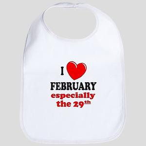 February 29th Bib