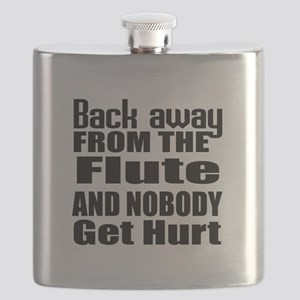 Flute and nobody get hurt Flask
