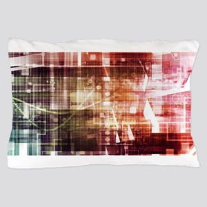 Digital Imagery wi Pillow Case