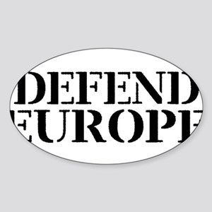 Defend Europe Sticker