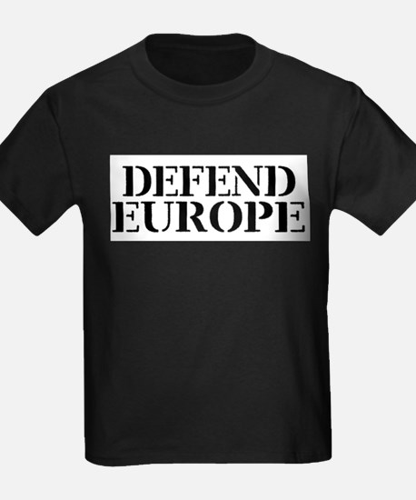 Defend Europe T-Shirt