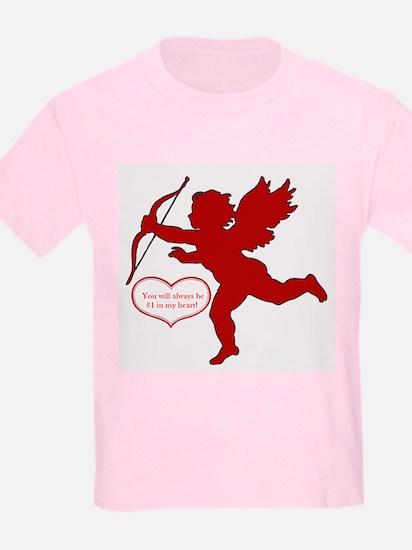 Cupid Heart Duo T-Shirt