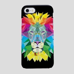 Rainbow Lion iPhone 8/7 Tough Case