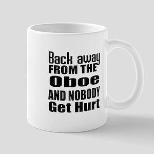 Oboe and nobody get hurt Mug