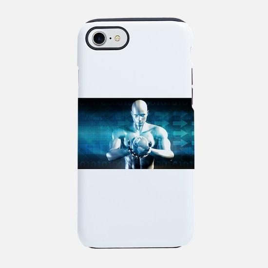 Computer Engineeri iPhone 8/7 Tough Case