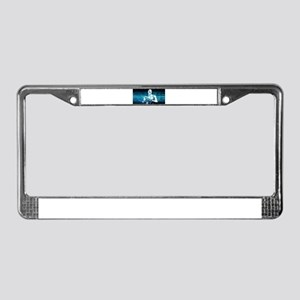 Computer Engineeri License Plate Frame
