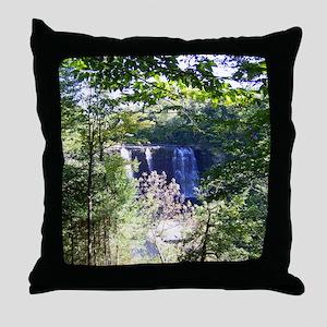 nature scenery Throw Pillow