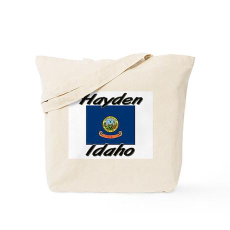 Hayden Idaho Tote Bag