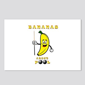 Bananas About Pool Postcards (Package of 8)