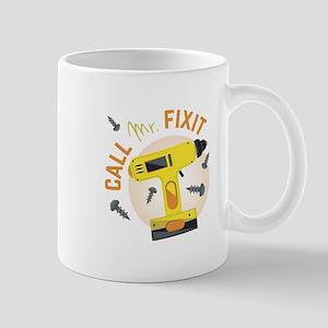 Mr Fix It Mugs