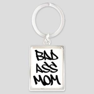 Bad Ass Mom Keychains