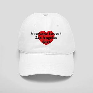 Los Angeles girl Cap
