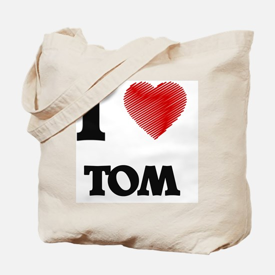 Unique Tom rocks Tote Bag