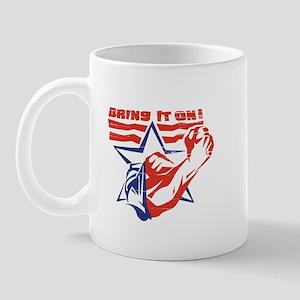 BRING IT ON (USA THEME) Mug