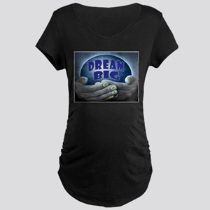 MONEY DREAMER Maternity T-Shirt