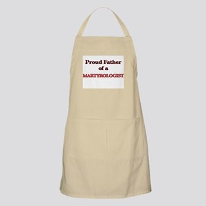 Proud Father of a Martyrologist Apron