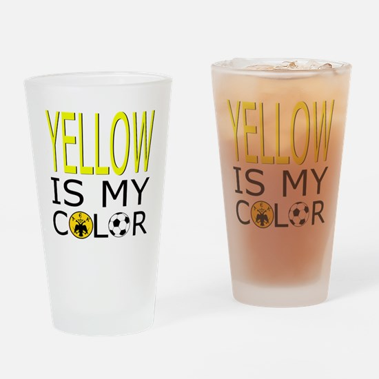 Funny Aek Drinking Glass
