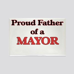 Proud Father of a Mayor Magnets