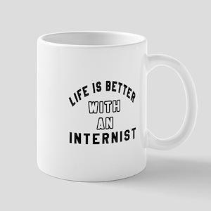 Internist Designs Mug