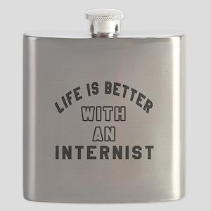 Internist Designs Flask