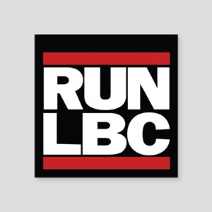 RUN LBC Sticker