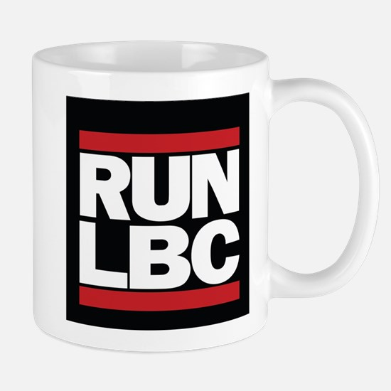 RUN LBC Mugs