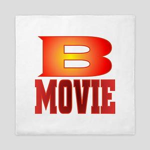 B Movies Queen Duvet