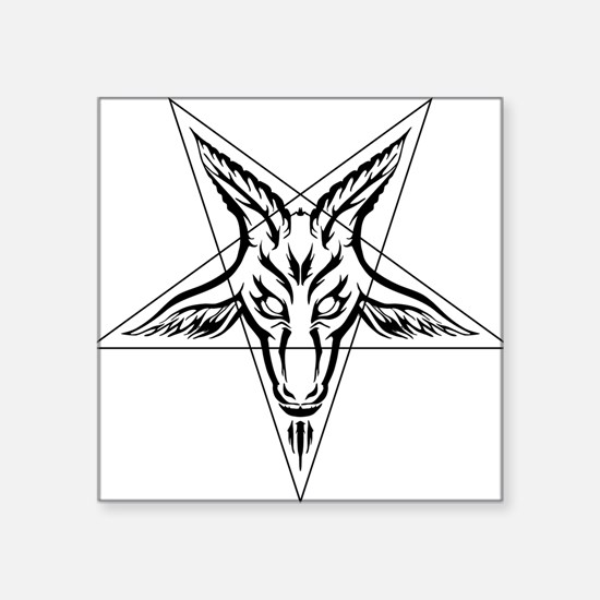 Baphomet Sticker