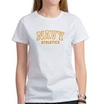 NAVY ATHLETICS Women's T-Shirt